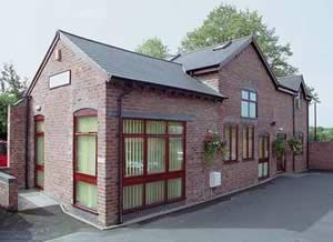 Offices in Hagley
